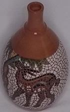 Buy Hand Made - Hand Painted Ceramic Vase