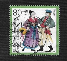 Buy German Used Scott #B751 Catalog Value $1.60