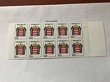 Buy Monaco Postage Due booklet 1985 mnh stamps