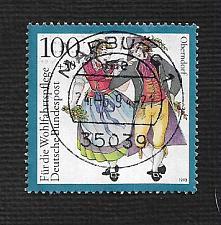 Buy German Used Scott #B754 Catalog Value $1.60