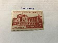 Buy Monaco Airmail 3f 1947 mnh stamps