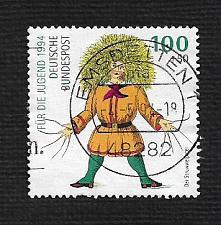 Buy German Used Scott #B764 Catalog Value $2.00