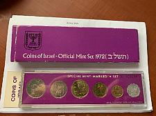 Buy Israel Official mint set coins