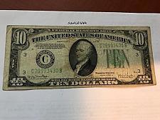 Buy United States Hamilton $10 circulated banknote 1934 #3
