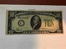 Buy United States Hamilton $10 circulated banknote 1934 A #5