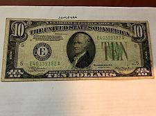Buy United States Hamilton $10 circulated banknote 1934 A #7