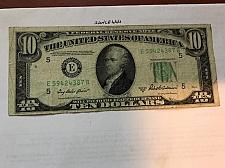 Buy United States Hamilton $10 circulated banknote 1950 B #2