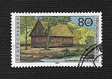 Buy German Used Scott #B802 Catalog Value $.90