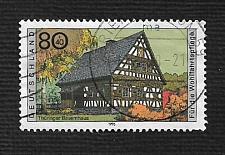 Buy German Used Scott #B803 Catalog Value $.90