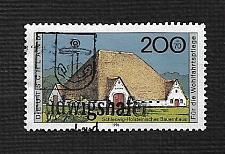 Buy German Used Scott #B806 Catalog Value $2.40