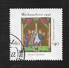 Buy German Used Scott #B807 Catalog Value $1.45