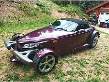 Buy 1999 Plymouth Prowler For Sale In Evergreen, Colorado 80437