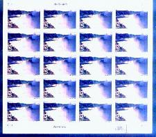 Buy US, Scott# C133, forty-eight cent Nigara Falls sheet of 20 (0138)