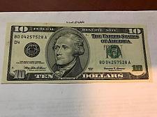 Buy United States Hamilton $10 uncirc. banknote 1999 #3