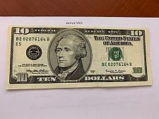 Buy United States Hamilton $10 uncirc. banknote 1999 #5