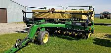 Buy John Deere 750 Grain Drill For Sale In Chesaning, Michigan 48616