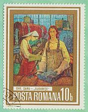 Buy [RO2443] Romania: Sc. no. 2443 (1973) Used