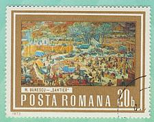 Buy [RO2444] Romania: Sc. no. 2444 (1973) Used
