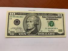 Buy United States Hamilton $10 uncirc. banknote 2001 #7