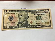 Buy United States Hamilton $10 uncirc. banknote 2006 #1