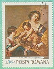 Buy [RO2002] Romania: Sc. no. 2002 (1968) Used