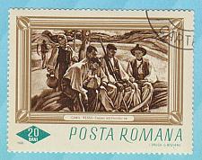 Buy [RO1861] Romania: Sc. no. 1861 (1966) Used