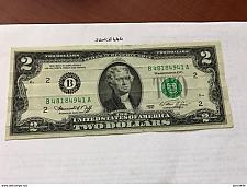 Buy United States Jefferson $2 circulated banknote 1976 #1