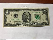 Buy United States Jefferson $2 circulated banknote 1976 #2