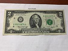 Buy United States Jefferson $2 circulated banknote 1976 #3