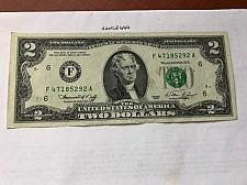 Buy United States Jefferson $2 circulated banknote 1976 #5