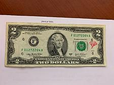 Buy United States Jefferson $2 circulated banknote 2003 #1