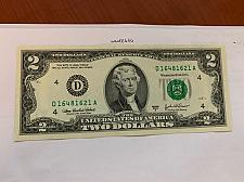Buy United States Jefferson $2 uncirc. banknote 2003 #3