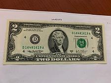 Buy United States Jefferson $2 uncirc. banknote 2003 #5