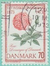 Buy [DE0521] Denmark Sc. no. 521 (1973) Used