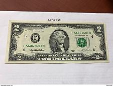Buy United States Jefferson $2 uncirc. banknote 1995 #2