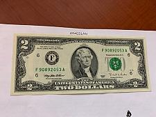 Buy United States Jefferson $2 uncirc. banknote 1995 #5