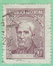 Buy [AR0659] Argentina: Sc. No. 659 (1956) Used