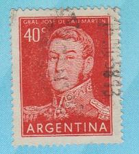 Buy [AR0631] Argentina: Sc. No. 631 (1954-1959) Used