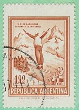 Buy [AR0690] Argentina: Sc. No. 690 (1959-1970) Used