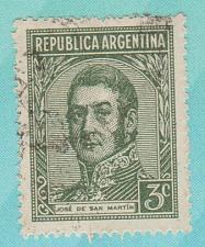 Buy [AR0422] Argentina: Sc. No. 422 (1935-1951) Used