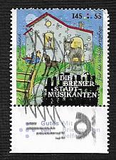 Buy German Used Scott #B1126 Catalog Value $4.25