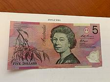 Buy Australia $5 circulated polymer banknote 2003