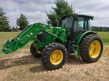 Buy 2013 John Deere 6140D Tractor