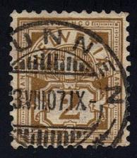 Buy Switzerland #113 Numeral; Used (2.75) (1Stars) |SWI0113-02