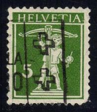 Buy Switzerland #157 William Tell's Son; Used (0.75) (2Stars) |SWI0157-01