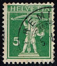 Buy Switzerland #157 William Tell's Son; Used (0.25) (2Stars)  SWI0157-02