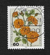 Buy German Used Scott #B601 Catalog Value $.55