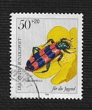 Buy German Used Scott #B616 Catalog Value $.50