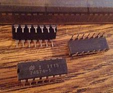 Buy Lot of 25: National Semiconductor 74S74-1