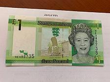 Buy Jersey 1 pound uncirc. banknote 2018